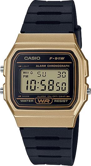 Мужские часы Casio F-91WM-9A