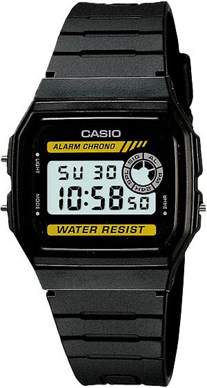 Мужские часы Casio F-94WA-9D