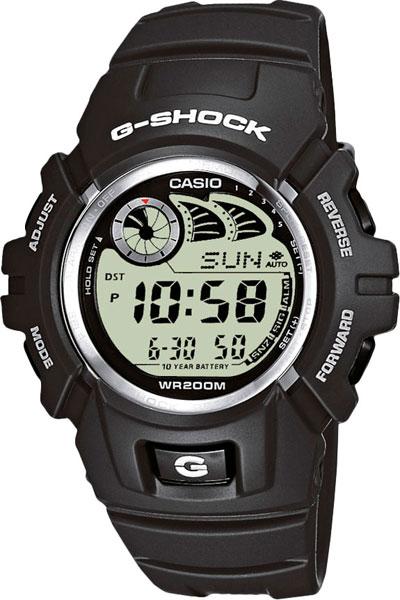 Мужские часы Casio G-2900F-8V цена и фото