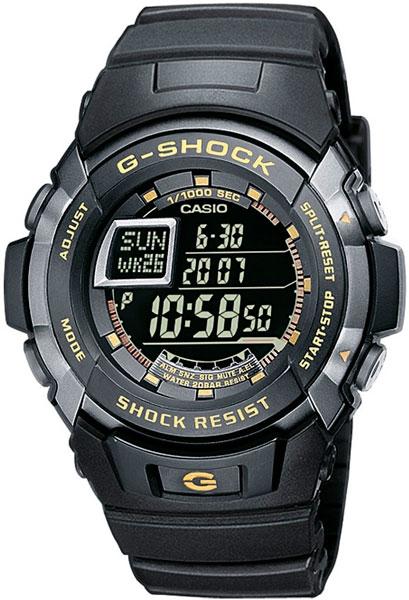 Мужские часы Casio G-7710-1E часы casio gw m5610 1e