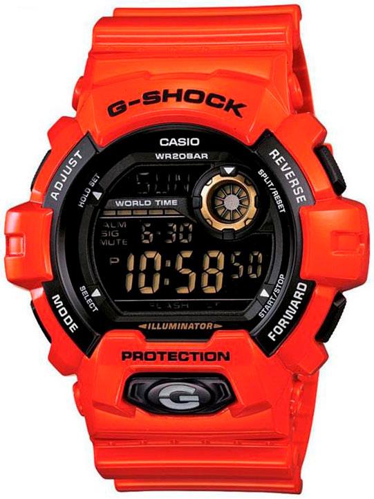 Мужские часы Casio G-8900A-4E