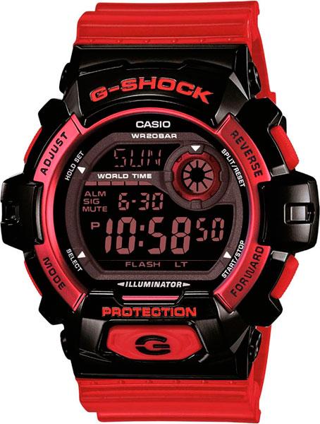 Мужские часы Casio G-8900SC-1R casio g 8900sc 7d casio