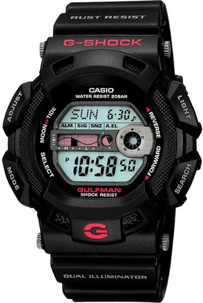 Мужские часы Casio G-9100-1E часы casio gw m5610 1e