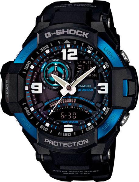 Мужские часы Casio GA-1000-2B hp 932xl cn053ae