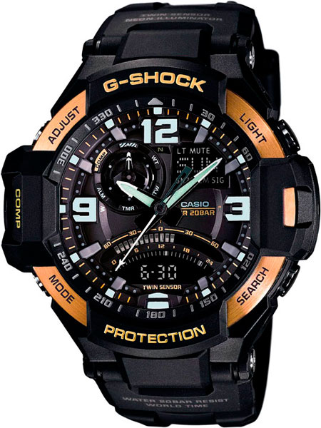 Мужские часы Casio GA-1000-9G