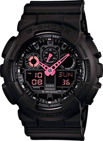 Мужские часы Casio GA-100C-1A4 цены онлайн
