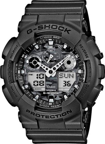 цена на Мужские часы Casio GA-100CF-8A