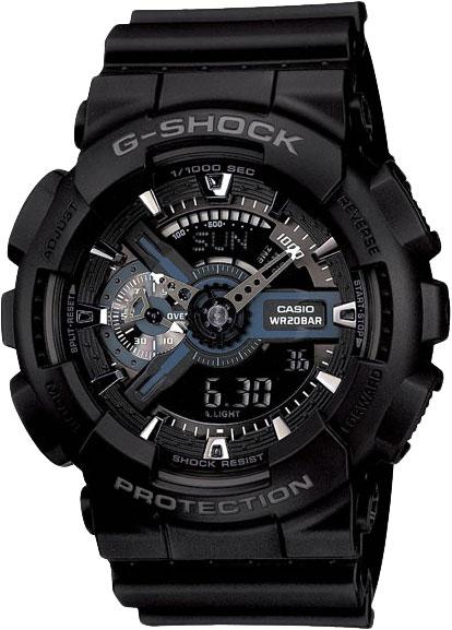 лучшая цена Мужские часы Casio GA-110-1B