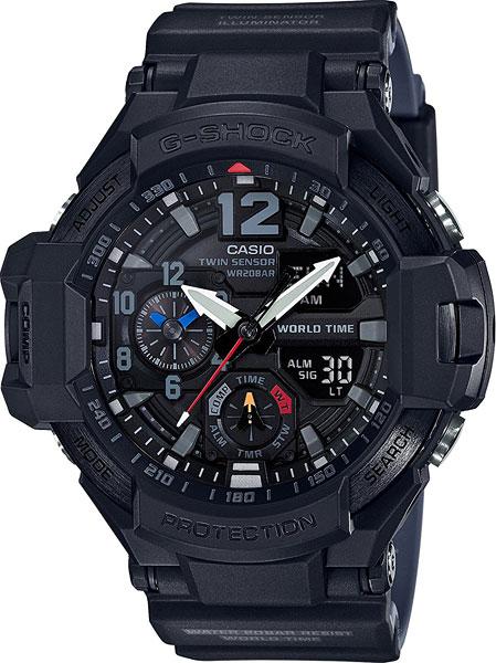 Мужские часы Casio GA-1100-1A1 все цены