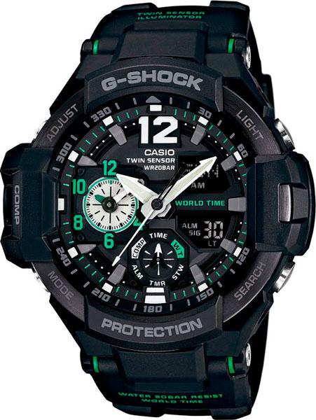 Мужские часы Casio GA-1100-1A3 все цены