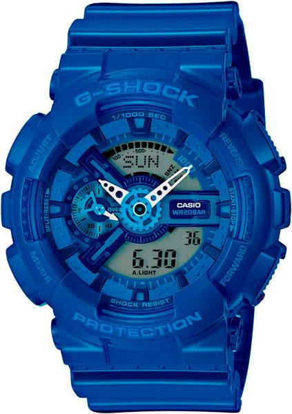 Мужские часы Casio GA-110BC-2A все цены