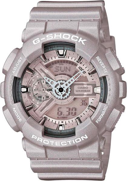 Мужские часы Casio GA-110BC-8A casio ga 100l 8a