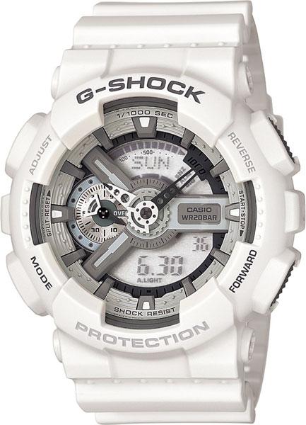 Мужские часы Casio GA-110C-7A casio g shock g classic ga 110mb 1a