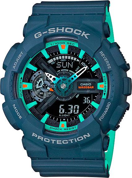 Мужские часы Casio GA-110CC-2A все цены
