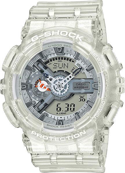 Мужские часы Casio GA-110CR-7A цена