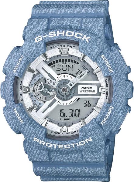 Мужские часы Casio GA-110DC-2A7 все цены