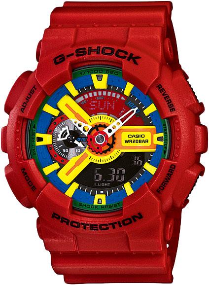 Мужские часы Casio GA-110FC-1A