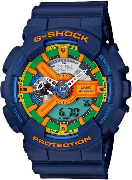 Мужские часы Casio GA-110FC-2A