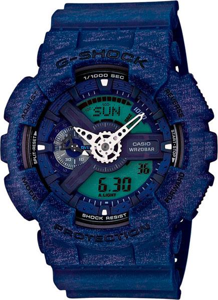 Мужские часы Casio GA-110HT-2A