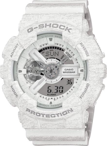 Мужские часы Casio GA-110HT-7A casio ga 110ht 7a