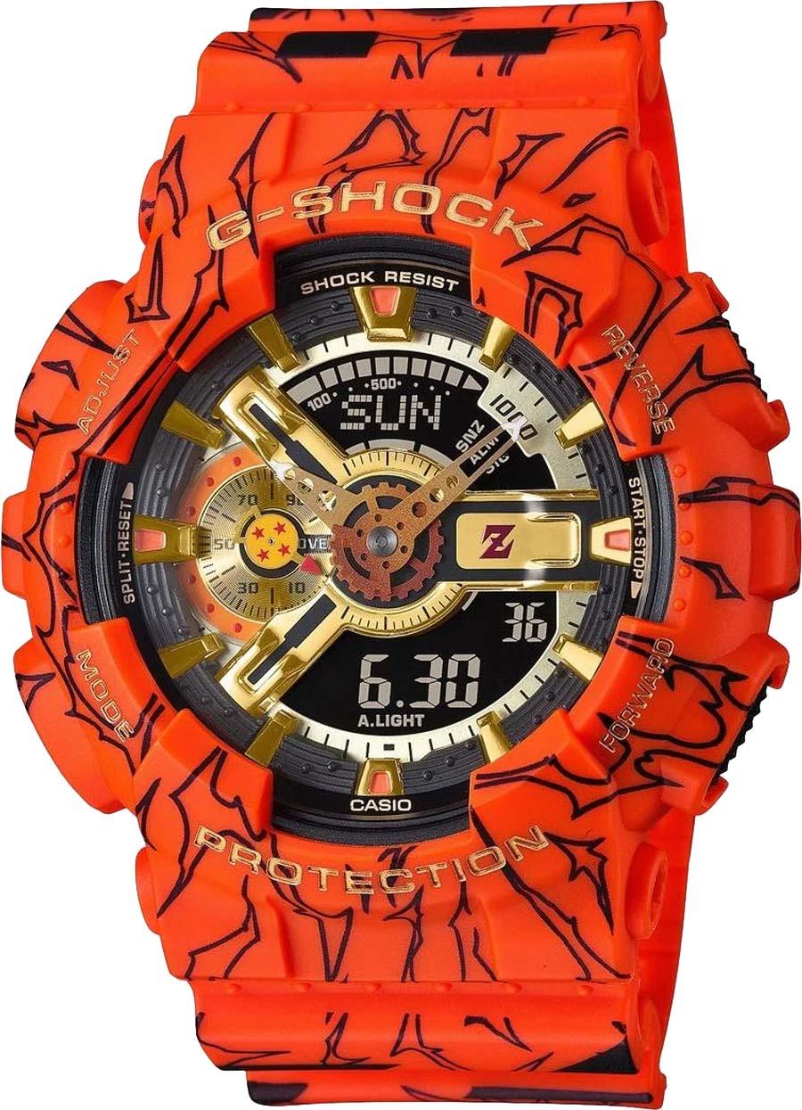 Мужские часы Casio GA-110JDB-1A4ER