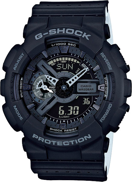 Мужские часы Casio GA-110LP-1A все цены