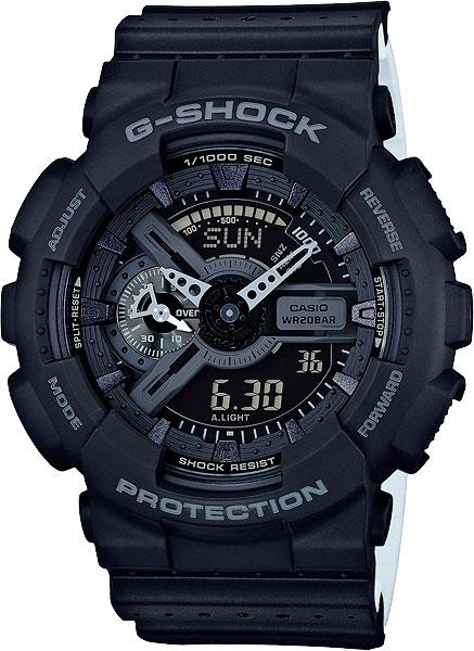 Мужские часы Casio GA-110LP-1A casio ga 110lp 7a