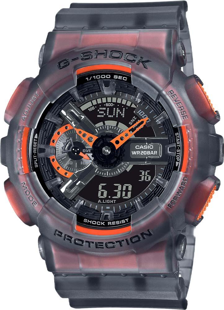 Мужские часы Casio GA-110LS-1AER