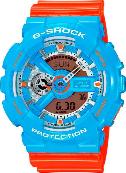 Мужские часы Casio GA-110NC-2A