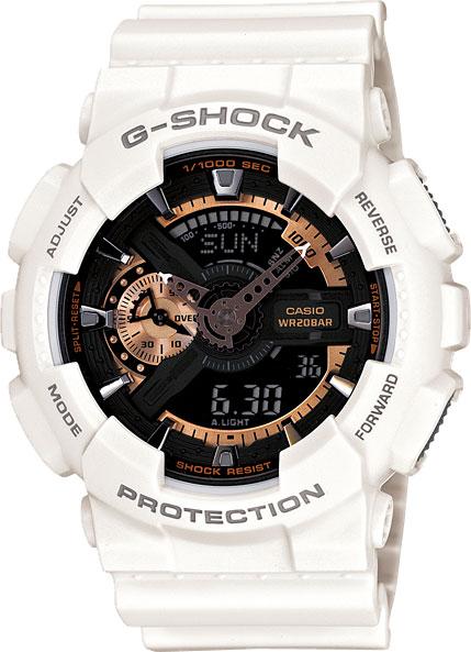 Мужские часы Casio GA-110RG-7A casio ga 110rg 1a