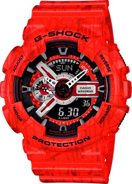 Мужские часы Casio GA-110SL-4A от AllTime