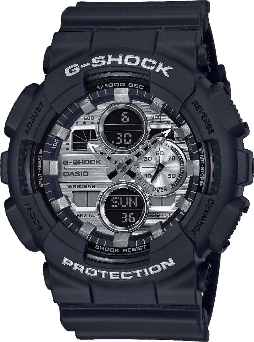 Мужские часы Casio GA-140GM-1A1ER