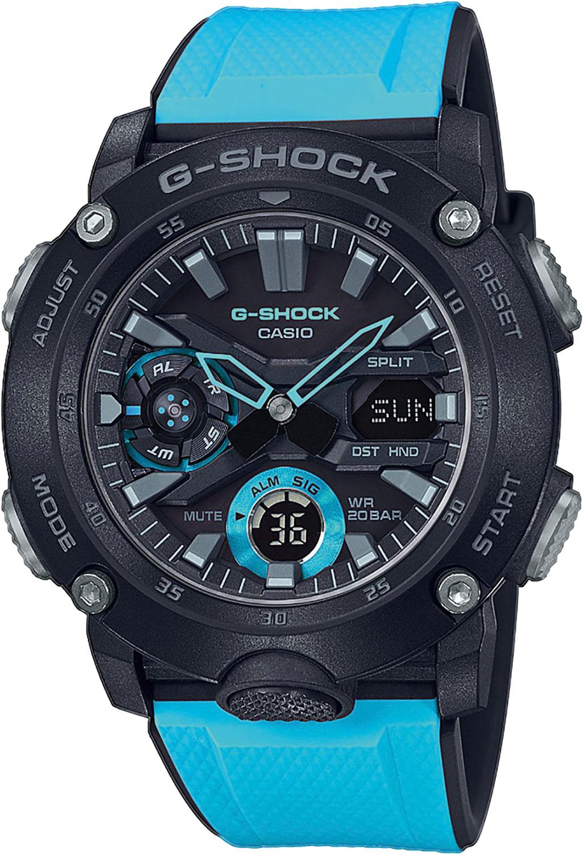 Мужские часы Casio GA-2000-1A2ER