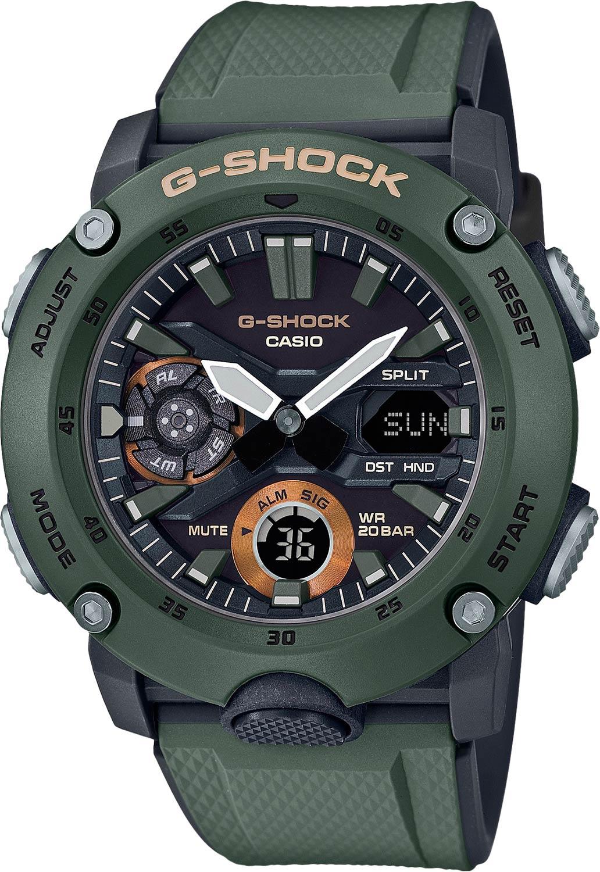Мужские часы Casio GA-2000-3AER
