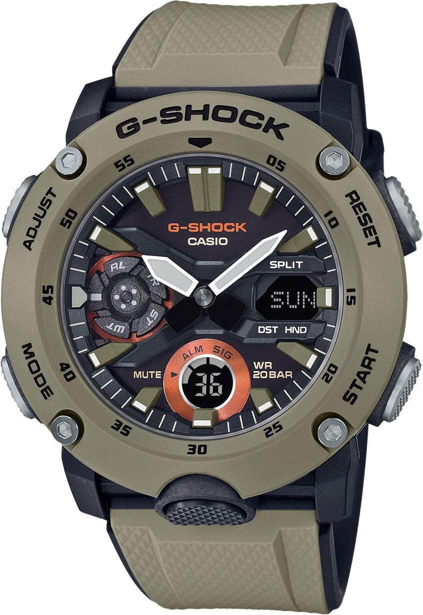 Мужские часы Casio GA-2000-5AER