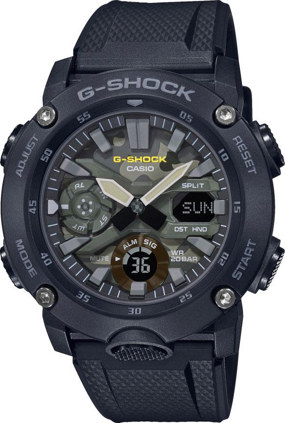 Мужские часы Casio GA-2000SU-1AER