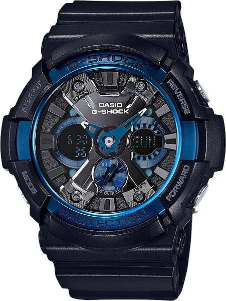 Мужские часы Casio GA-200CB-1A все цены