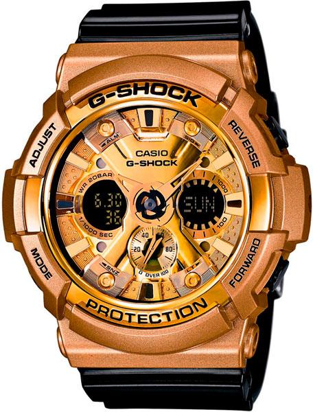 Мужские часы Casio GA-200GD-9B2