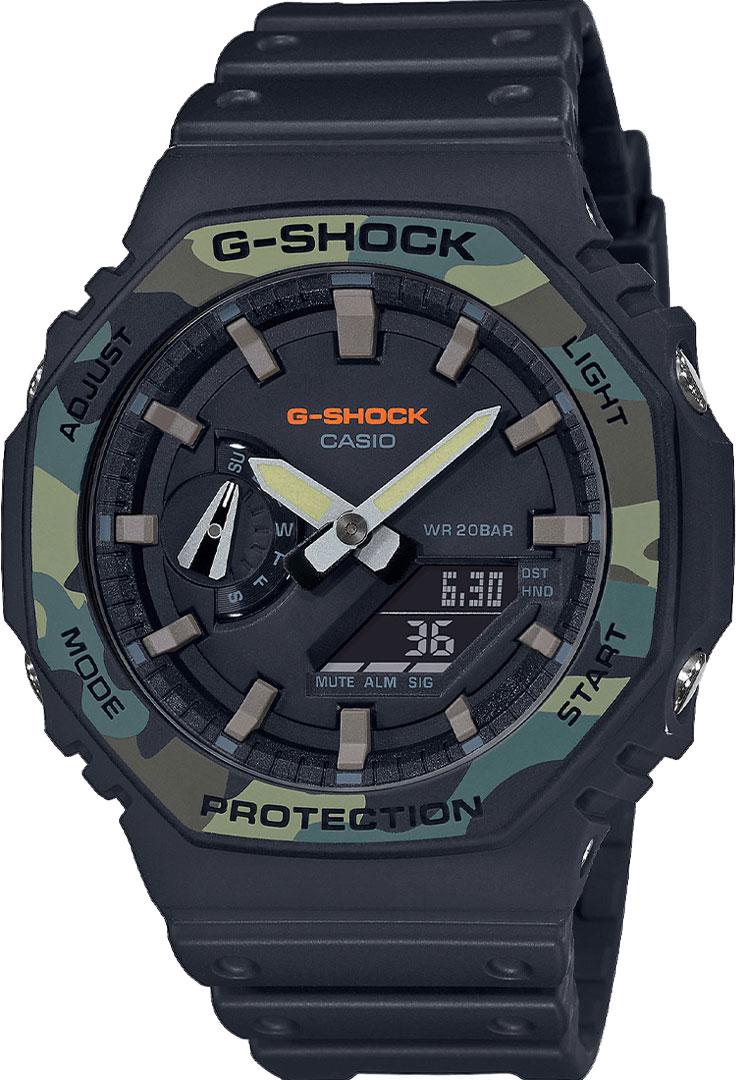 Мужские часы Casio GA-2100SU-1AER