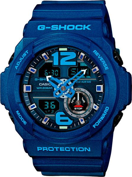 Мужские часы Casio GA-310-2A цена и фото