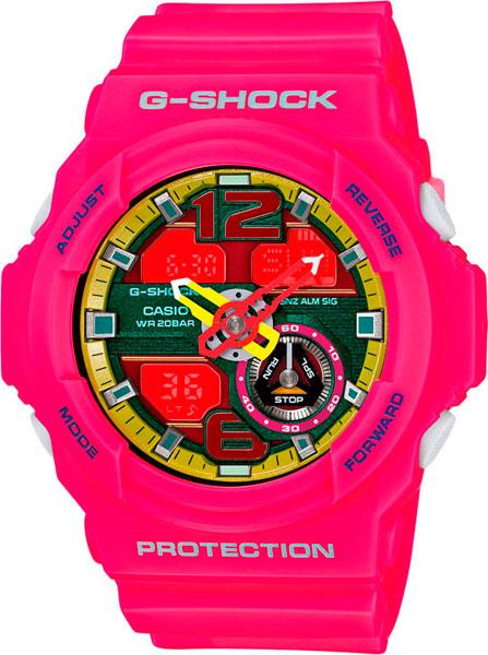 Мужские часы Casio GA-310-4A все цены