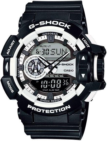 Мужские часы Casio GA-400-1A все цены