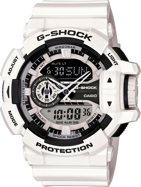 Мужские часы Casio GA-400-7A casio g shock g classic ga 110mb 1a