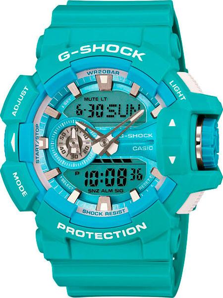 Мужские часы Casio GA-400A-2A