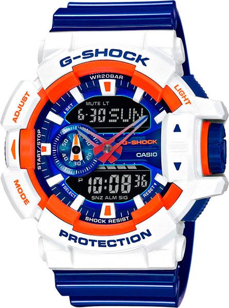 Мужские часы Casio GA-400CS-7A часы casio g shock ga 400 1a 400 7a 1b 2a 4a 9b