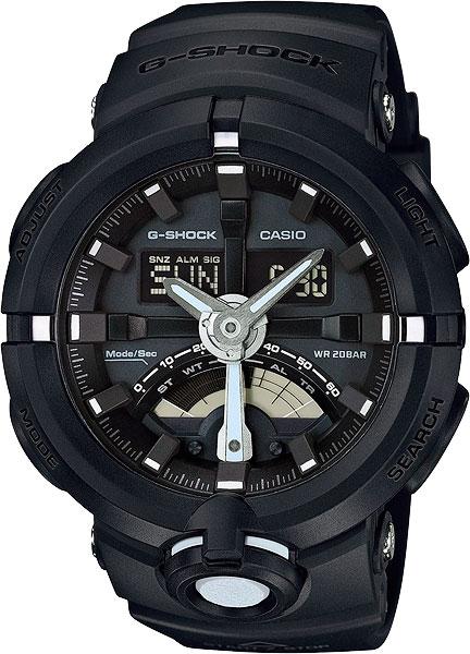 Мужские часы Casio GA-500-1A