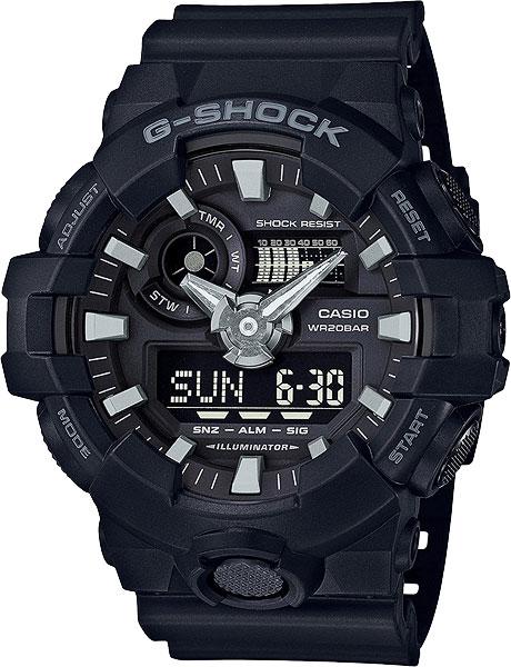 Мужские часы Casio GA-700-1B