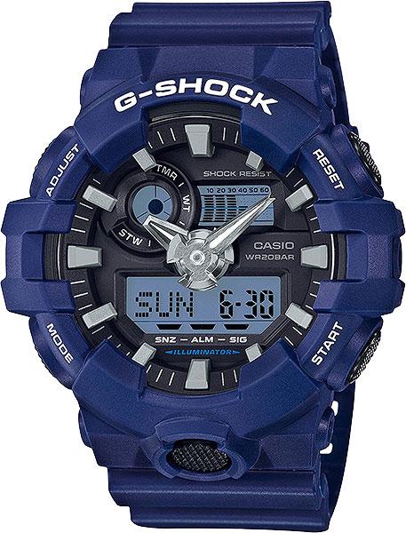 Мужские часы Casio GA-700-2A