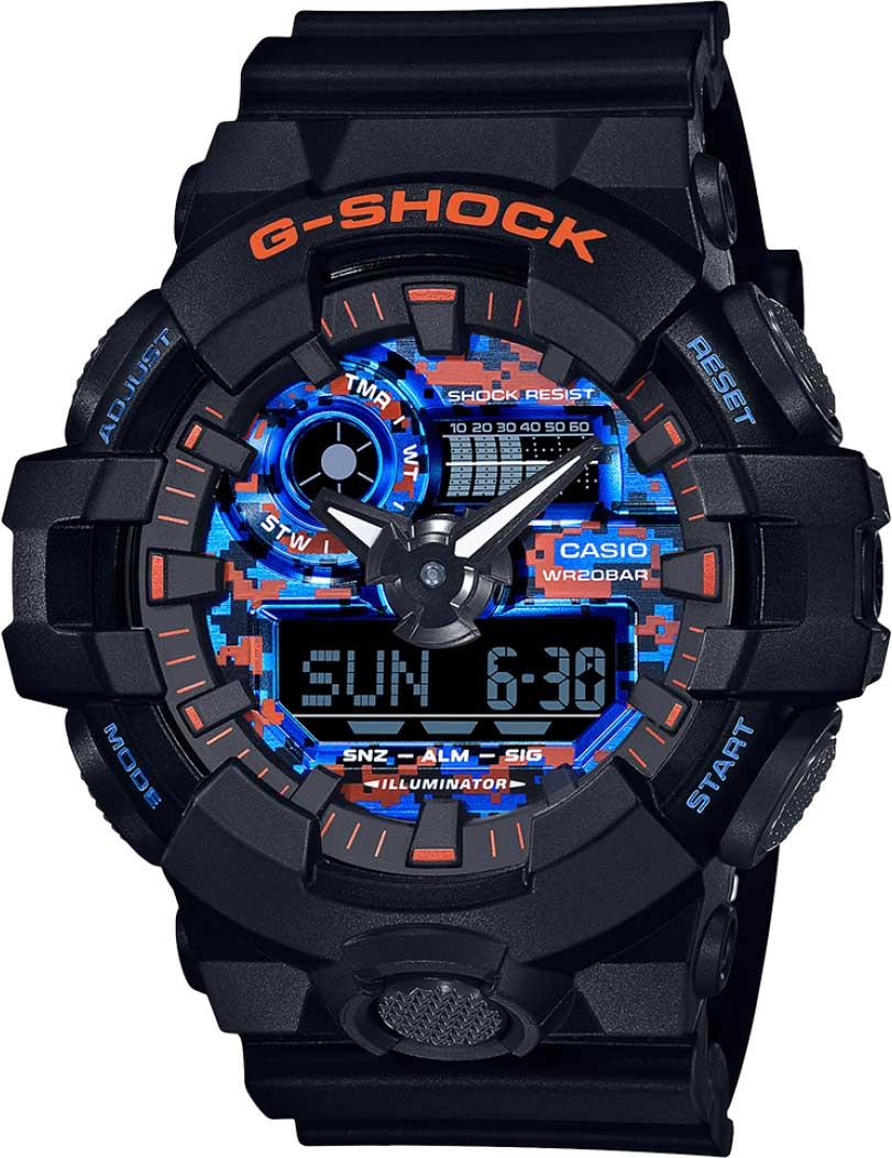 Мужские часы Casio GA-700CT-1AER
