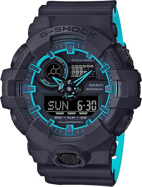 цена на Мужские часы Casio GA-700SE-1A2
